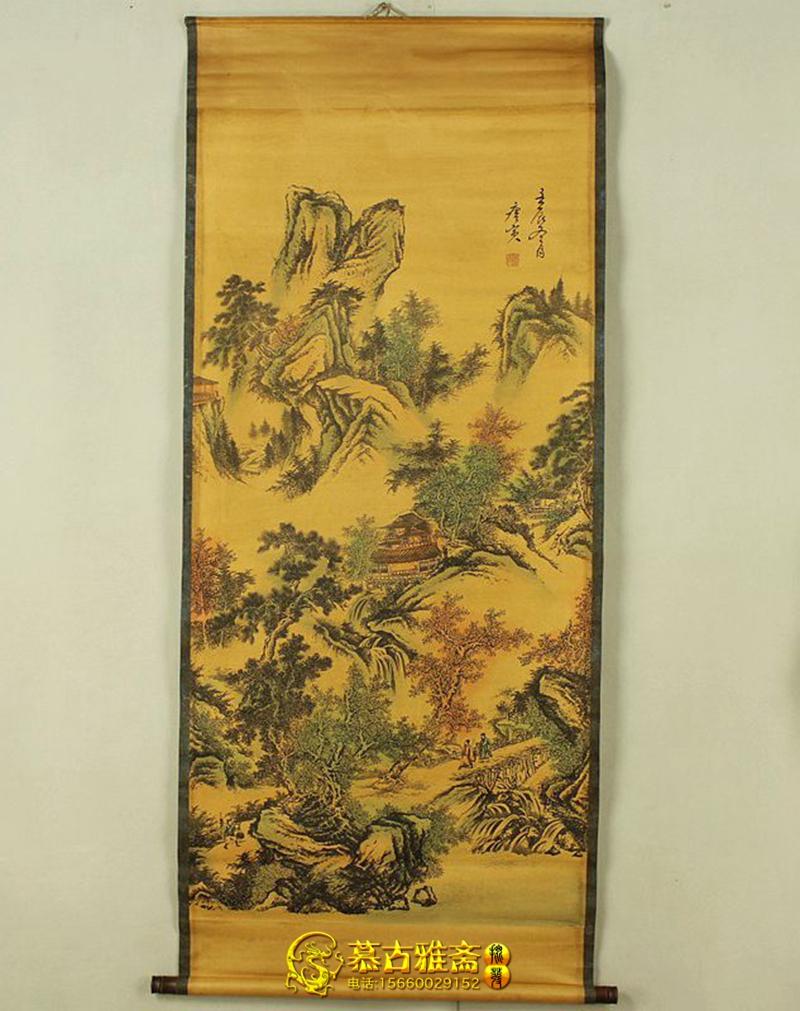 Купить Китайская живопись в Китае, в интернет магазине таобао на русском языке