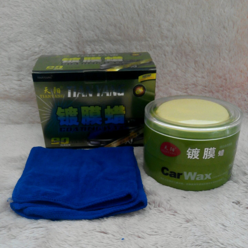 Tianyang products car wax to protect the paint finish coating scratch repair car wax auto accessories anti-UV ultraviolet