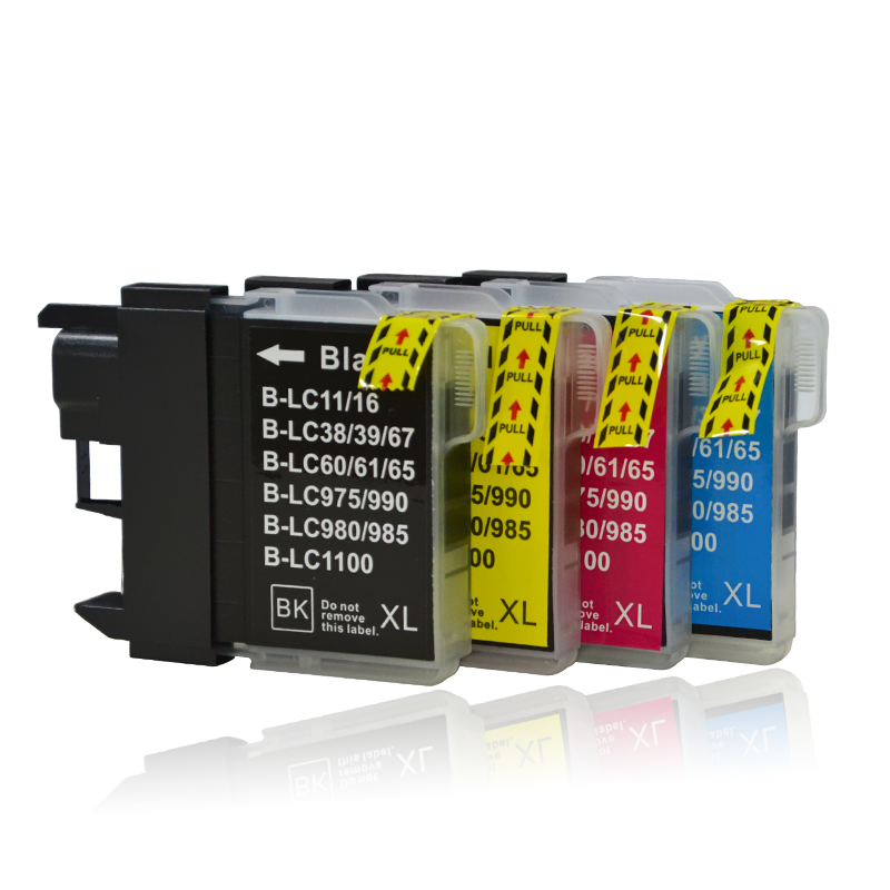 Dat lc38bk lc38c lc38m lc38y lc990bk lc1100bk ink for ink cartridges
