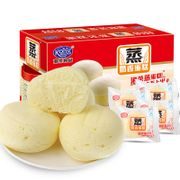Tmall supermarket in Hong Kong Rong steamed cake 1kg FCL hand pocket bread breakfast snacks chicken cakes