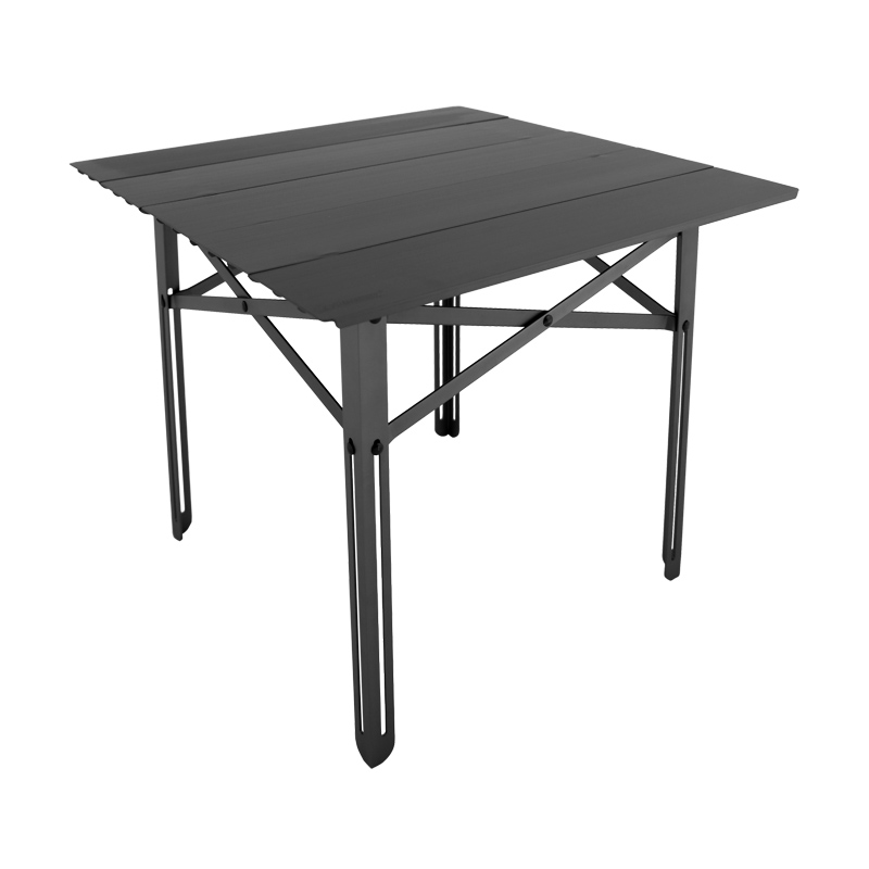 Onwaysports new outdoor picnic table aluminum portable super light folding dining tables and chairs