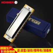 German Hohner 100 hole Bruce harmonica Blues Harp BH children's adult professional general section