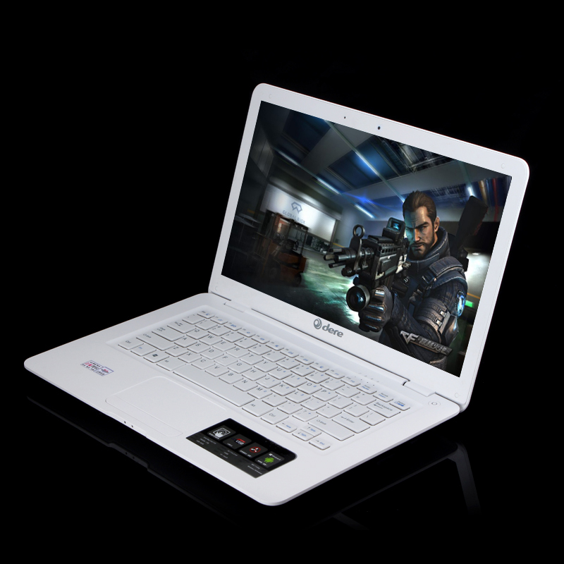 Brand new authentic super thin 14-inch dual-core notebook computer Super game mobile Blades Edition