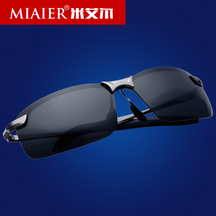 Mihail men's sunglasses sunglasses male special Polarized Sunglasses trendsetter drive driver mirror 3043