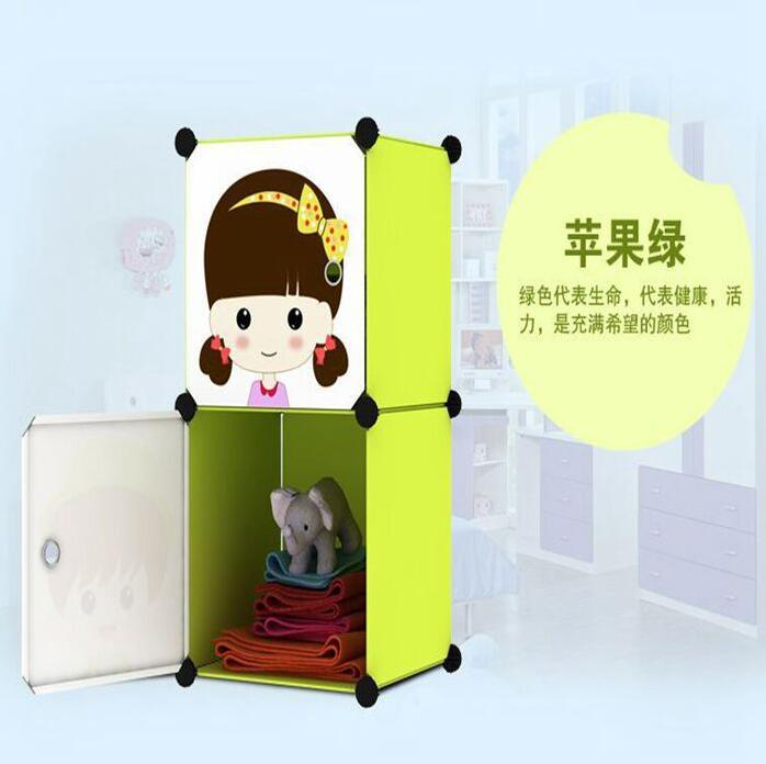 Special children every day wardrobe simple freedom cabinet with door storage cabinet rack cabinet