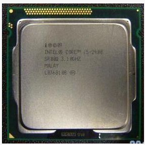 Intel/Intel i5-2400 2500 CPU 1155-pin version
