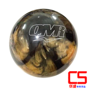 The new personal Bowling bowling supplies Johnsen black color for straight play bowling
