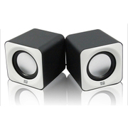 Dazzling D100 computer mini audio active notebook 2 portable desktop speaker USB home desktop