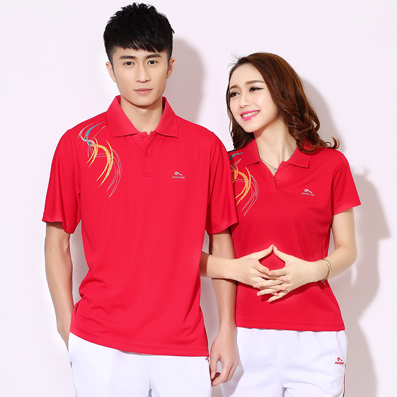 Manufacturers wholesale, South Korea silk summer lovers suits, short sleeved sportswear, female Jiamusi square dance sportswear class dress