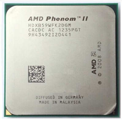 AMD B59 3.4G high frequency, 6M cache AM3 938-pin spike X250, 260, 270, 280,
