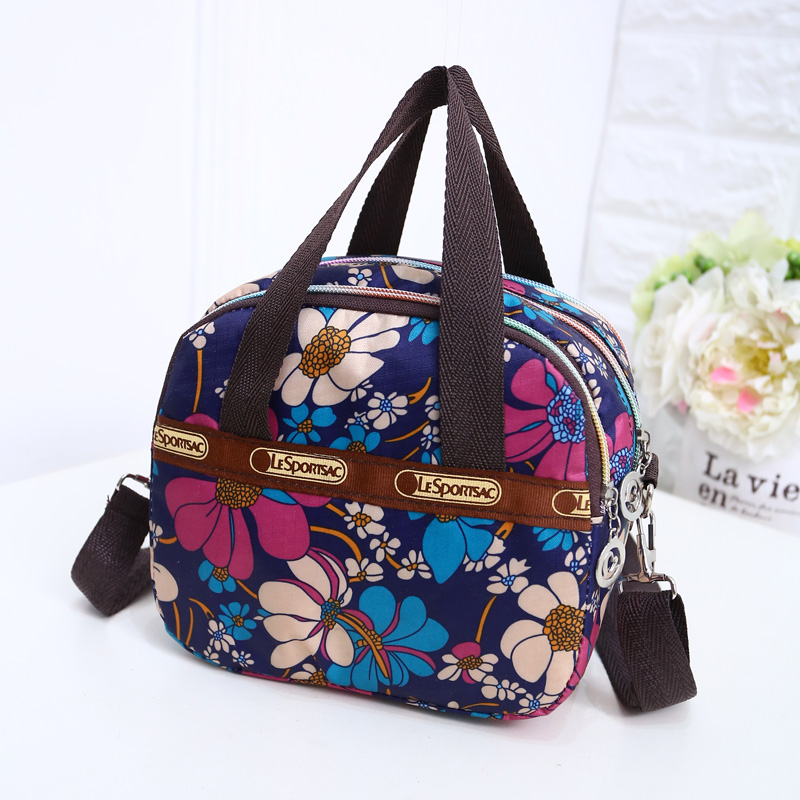 2016 the new mini leisure small bags nylon fabric bag handbag shoulder oblique across packets female tide satchel