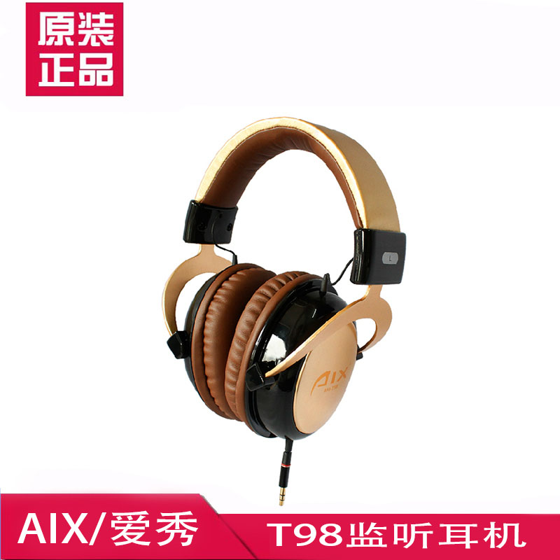 AIX/love show T98 listening K song recording headsets Music DJ headsets