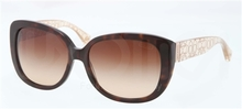 COACH overseas purchasing genuine HD Coach 8076 L067 Laurin simple Sunglasses