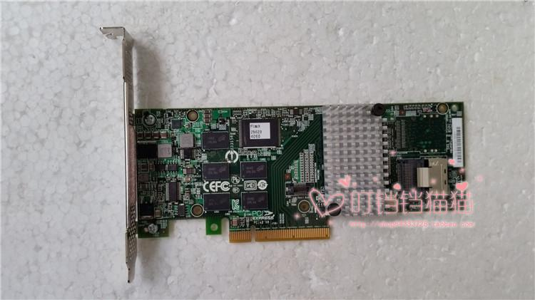 3ware 9750-4iAS/SATA/SSD 6G/4TB hard disk array card