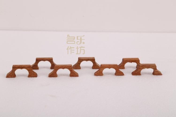 A hot 402 different size mahogany inlaid 401 dulcimer dulcimer dulcimer full size bone Qin code