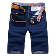 In summer men's Leisure Sport Shorts Pants 5 Korean five pants tide summer 7 seven thin beach pants pants