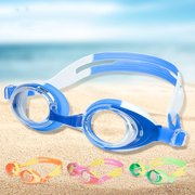 Pingguang glasses eye closed waterproof box large mirror swimming suit children child baby comfortable and equipment