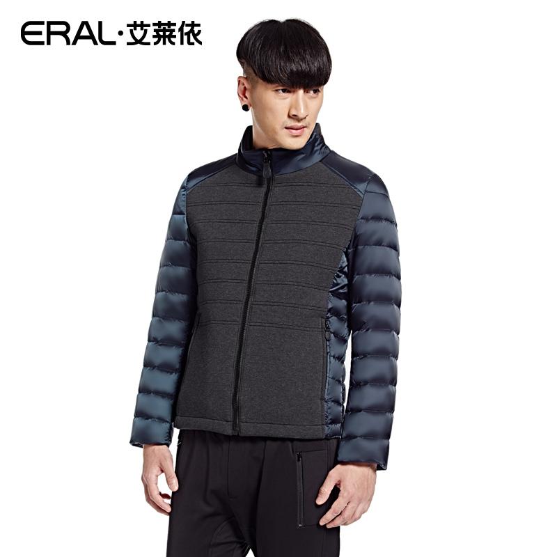 【清仓】冬男士时尚都市外套轻薄短款羽绒服9022D-QC