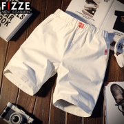 Summer casual pants, men's shorts, summer sports five points pants, students 5 points, pants loose, beach pants, Bo Bo 7