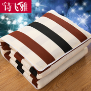 Pillow quilt cushion sofa dual-purpose office lunch on the pillow was air-conditioned car waist pillow bed backrest