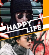 2017 energy-saving sealing Sunglasses sail with sunglasses retro glasses Korea female tide new men's Prince mirror