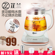 Elaine multifunctional electric kettle kettle kettle automatic power-off household kettle transparent insulation