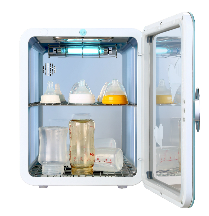 Direct baby bottle sterilizer, belt drying bottle, disinfection pot, ultraviolet disinfection cabinet
