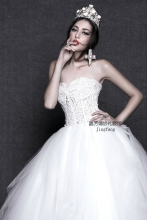 Taiwan rental new genuine French lace wedding palace Peng Qi's new verawang wedding