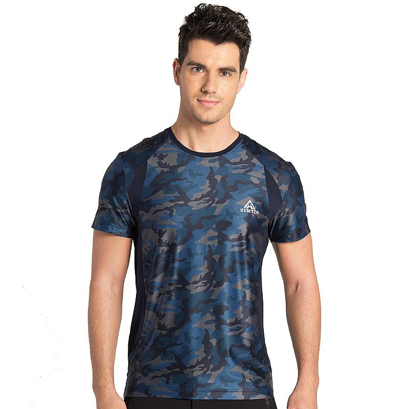 美国悍途速干T恤超轻透气户外短袖印花t恤男女款情侣排汗速干衣