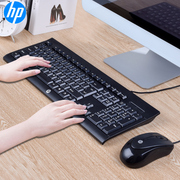 HP HP/ suite Office cable antelope home laptop desktop computer keyboard and mouse game