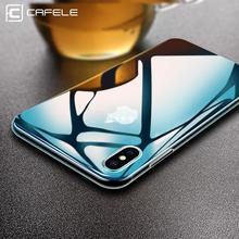 Crystal silicon Transparent case for iPhone X cases U