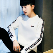Long sleeved t-shirt men fall tee Sweater Shirt Mens youth fashion clothes on their autumn clothes