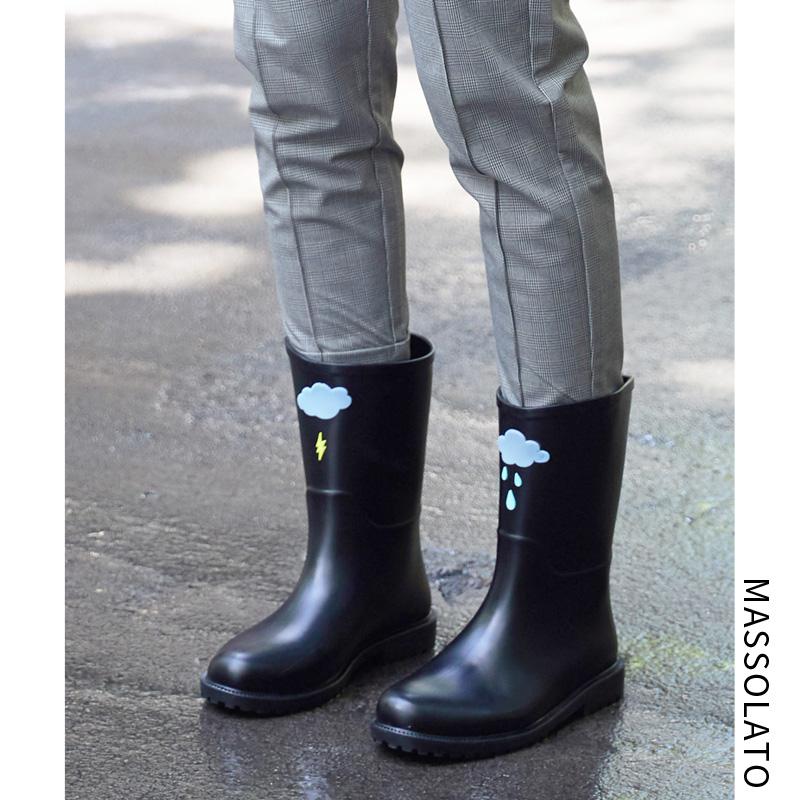 Giày, ủng đi mưa
