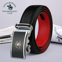 Sao Paulo Polo Red Belt for Men's Life