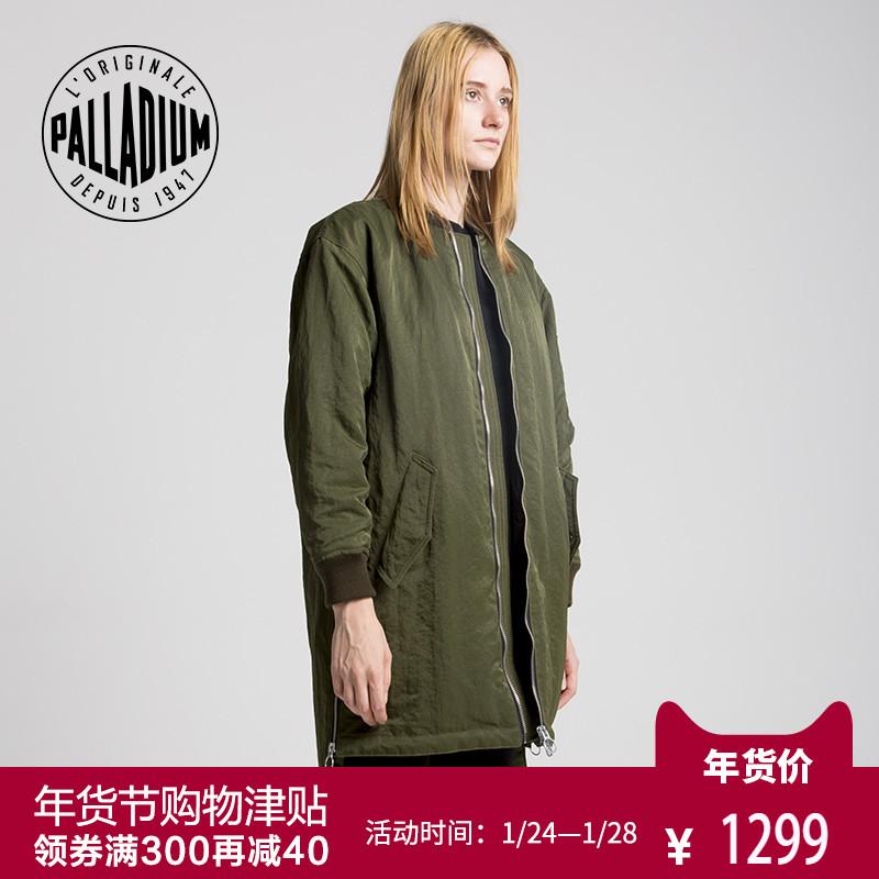PALLADIUM 帕拉丁 风衣 夹克女 2017冬  PDJA74104F