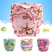 The new baby swimming pool water baby swimsuit leak urine trunks infant repeatedly in men and women