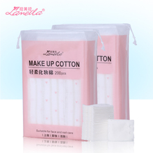 Soft cotton cleansing cotton beauty beauty skin care beauty makeup cotton double double tool 200