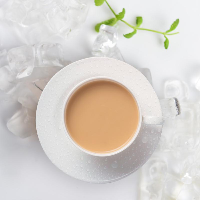 一楠港式奶茶速溶奶茶冲饮粉夏季冰镇饮品休闲饮品45条装KTV饮料