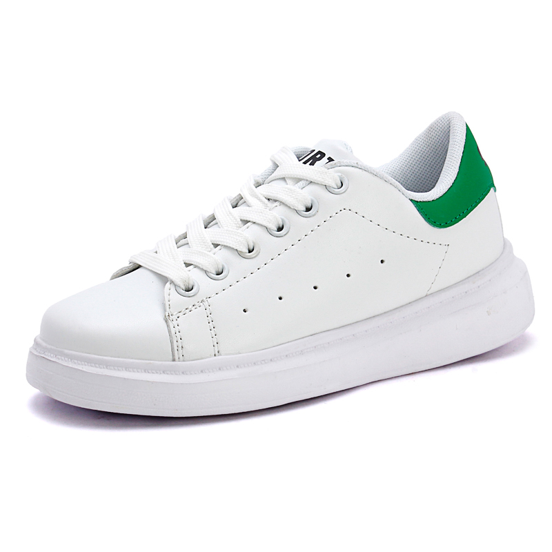 The increase in summer shoes sports shoes shoes shoes Korean male student muffin male white shoe lovers