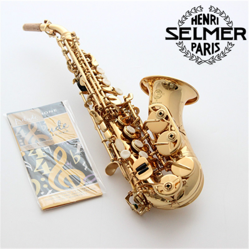 French Selmer/ Thelma for children and adults, Sax down B, minor bend, high pitched Sax instruments