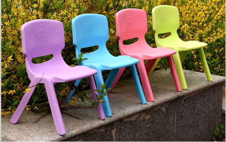 Baby chair, backrest, stool, children's plastic stool, baby home, adult seat, kindergarten, children's table and chair