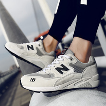 Authentic official New Balance Fashion Co., Ltd. authorized NB580 retro summer casual sports running men's shoes