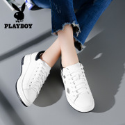 Playboy autumn new leisure shoes fashion shoes trends Joker thick comfortable white shoes