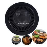 NEW Barbeque BBQ Plate Cooking Pan surroundings while Steak Plate Yakinik