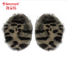 Kenmont no female female lovely warm winter earmuffs earmuffs fur imitation mink ear ear bag warm ear cover