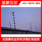 Pulse electronic fence accessories manufacturers high voltage power grid high-voltage host system perimeter alarm factory
