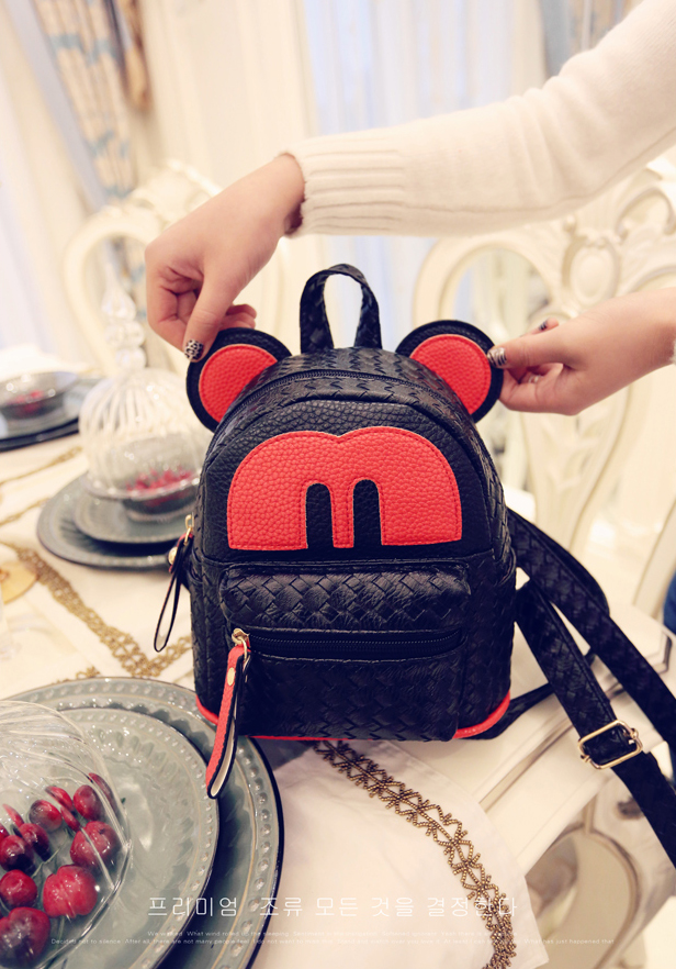 Children size small mini small backpack ZhongTong child big boy girl children leisure backpack parent-child package