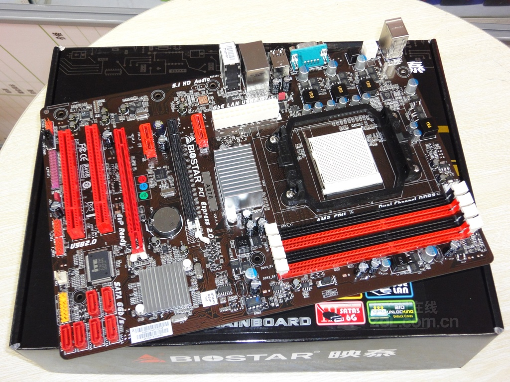 Reflected Thai A870 AM3 DDR3 870 motherboard support open nuclear SATA3 kill TA870U3 TA870 + +
