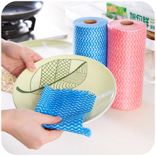 New exotic creative Korea home department store small commodity kitchen daily necessities disposable wipes (50)