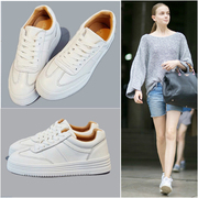 Every single child in spring 2017 new special offer shoes all-match Korean white shoe spring shoes female nurse students